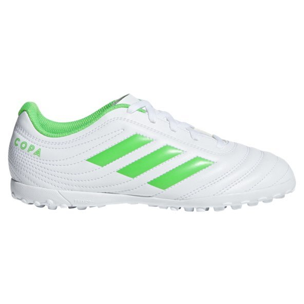 adidas Copa 19.4 Kids' Astro Boot, White