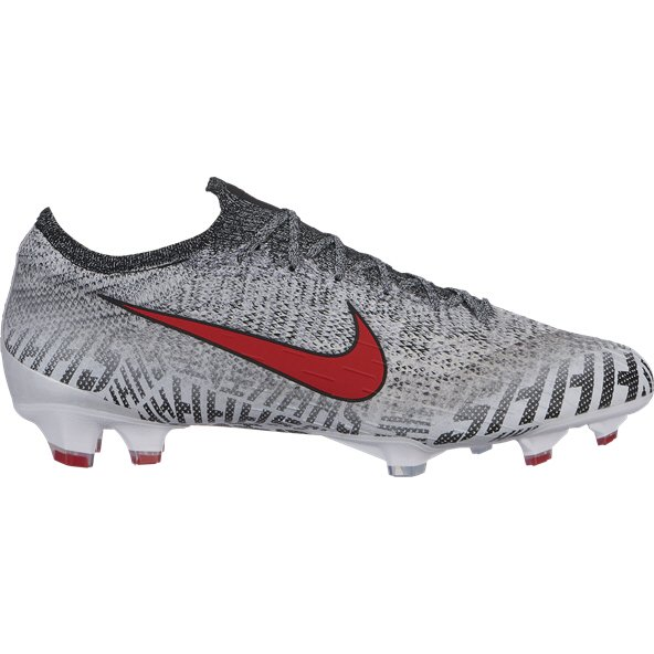Nike Neymar Vapor 12 Elite FG Football Boot, White