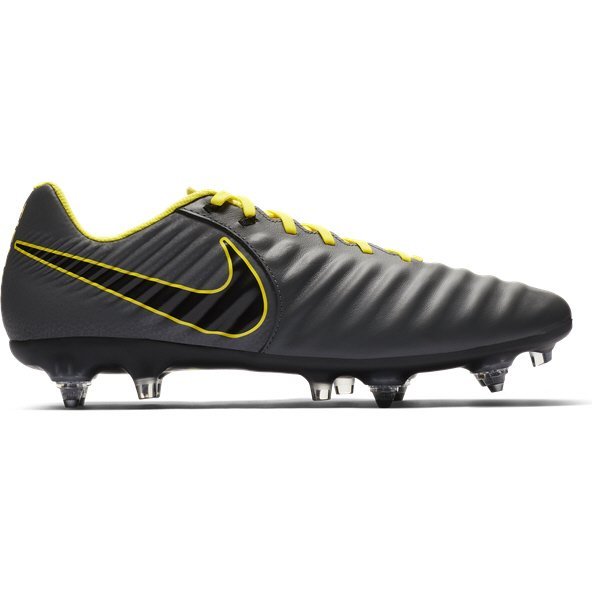 Nike Legend 7 Academy Soft Ground Football Boot, Grey