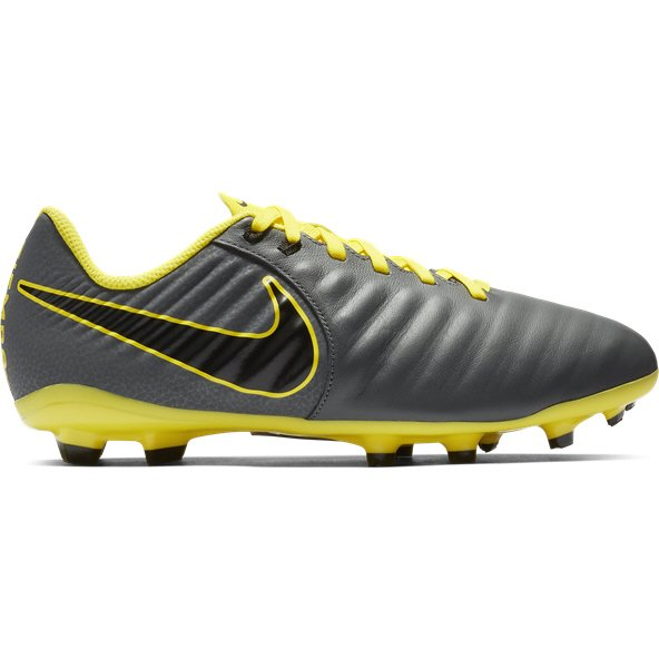 Nike Legend 7 Academy Kids' FG Football Boots Grey