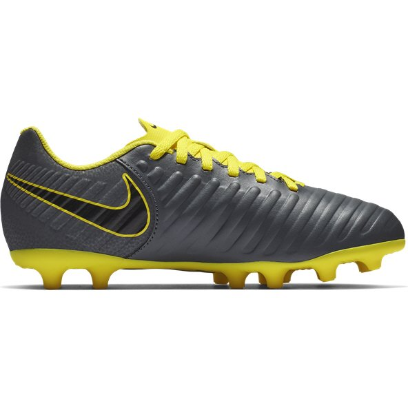 Nike Legend 7 Club Junior Kids' Football Boot, Grey