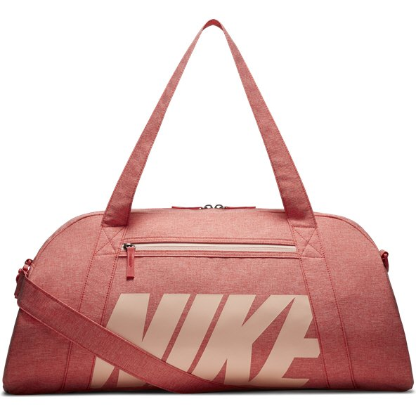 Nike Gym Club Women's Duffel Bag Orange