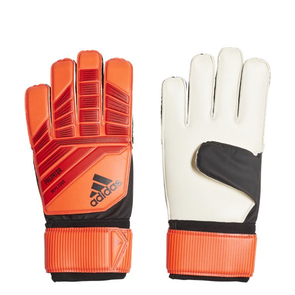 adidas Predator Trainer Goalkeeper Glove, Red