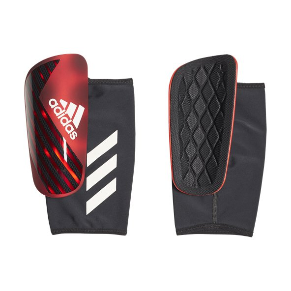 adidas X Pro Shinguard, Red