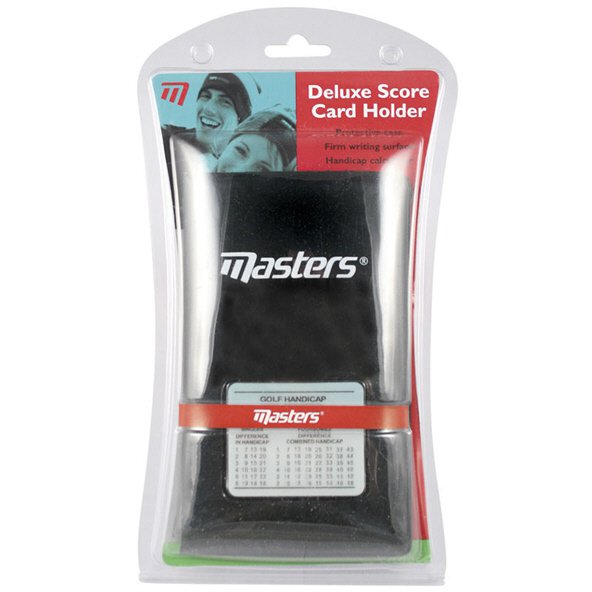 Masters D/L Score Card Holder