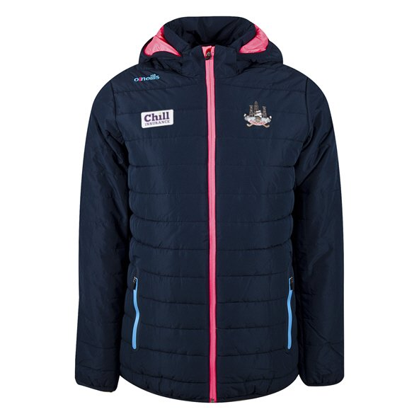O'Neills Cork Solar Padded Women's Jacket Navy