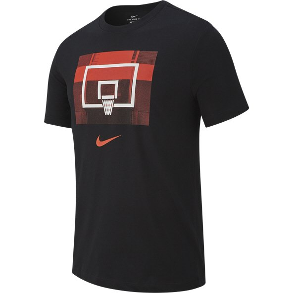 Nike Basketball Board Men's T-Shirt Black