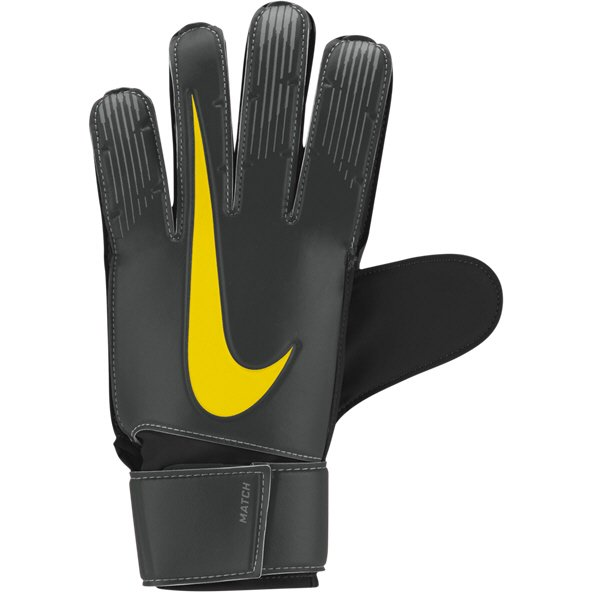 Nike Match Kids' Goalkeeper Glove, Black