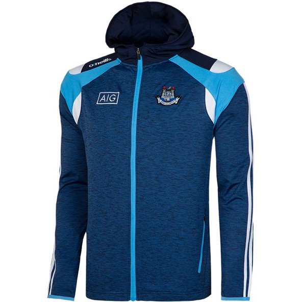 O'Neills Dublin Malone Full Zip Brushed Kids' Top Blue