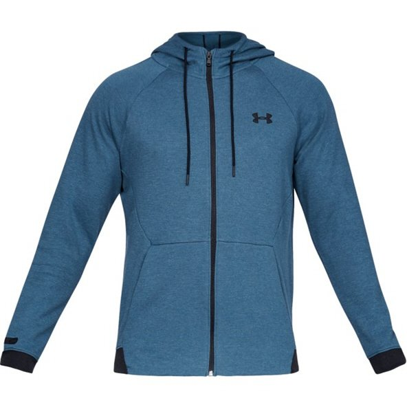 Under Armour® Unstoppable Knit Men's Hoody Blue/Black
