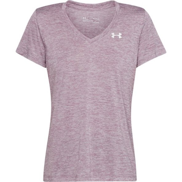 Under Armour® Tech™ Twist Women's T-Shirt, Purple