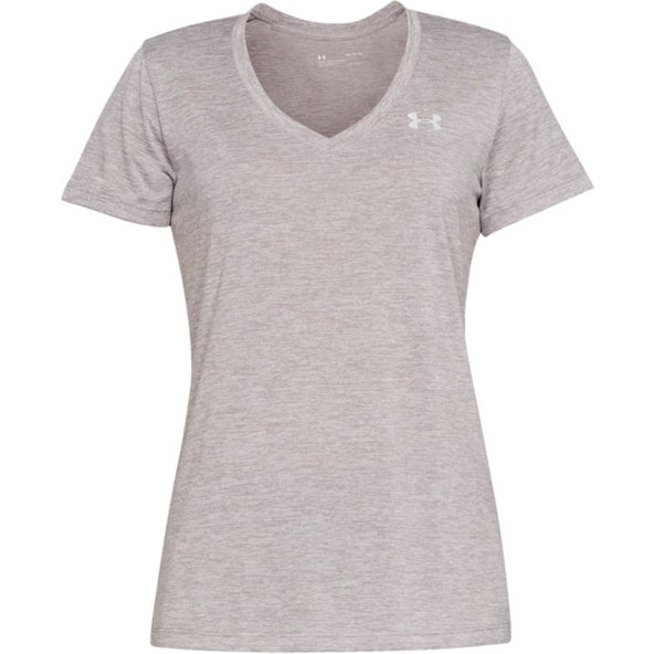 Under Armour® Tech™ Twist Women's T-Shirt, Grey