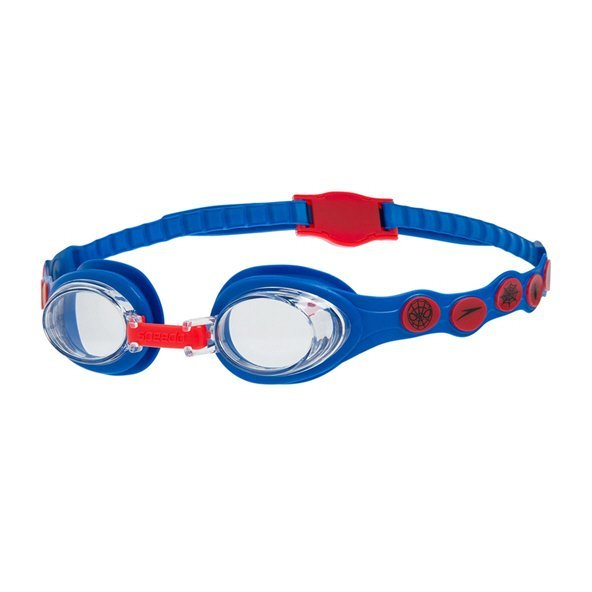 Speedo Spiderman Infant Goggles Blue/Red