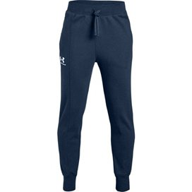 Under Armour® Rival Blocked Boys' Joggers Navy/White