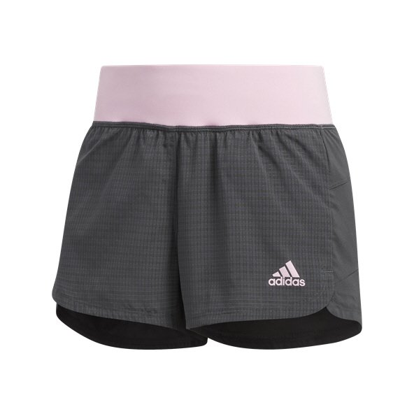 adidas 2in1 Women's Shorts Grey/Pink
