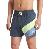 "Nike 5"" Volley Signal Optic Men's Shorts Blue"