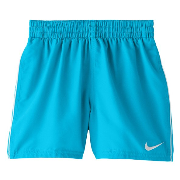 "Nike 4""Volley Solid Lap Boys' Shorts Blue"