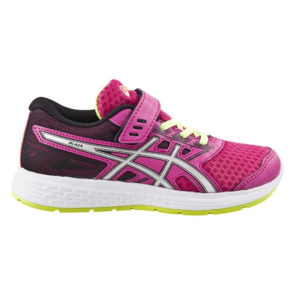 Asics Ikaia 8 Junior Girls' Trainer, Pink