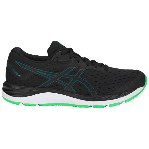 Asics Gel-Cumulus 20 GS Boy's Running Shoe Black