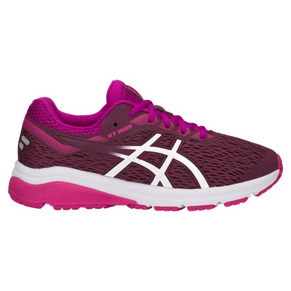 Asics GT-1000 7 Girls' Running Shoe, Roselle