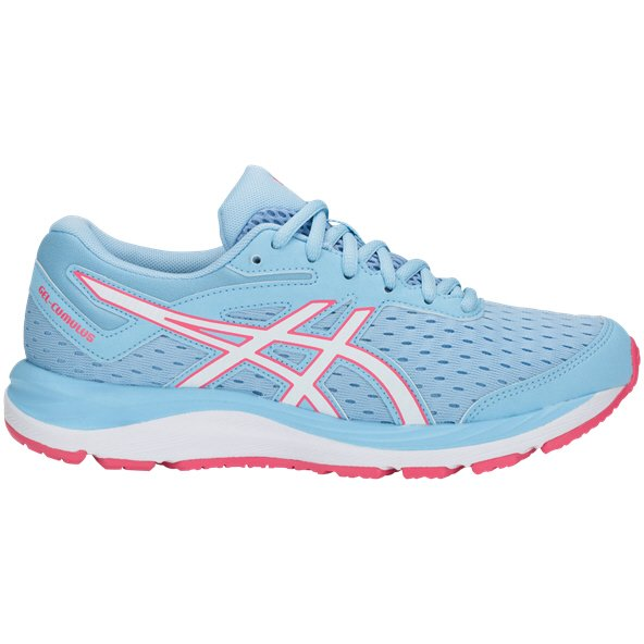 Asics Gel-Cumulus 20 Girls Running Shoe Skylight / White