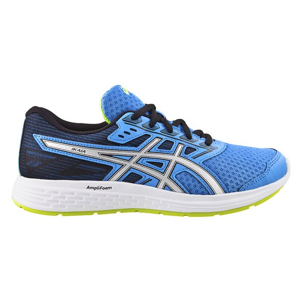 Asics Gel-Ikaia 8 Boys' Running Shoe, Blue