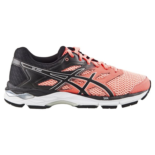 Asics Gel-Zone 6 Women's Running Shoe, Orange