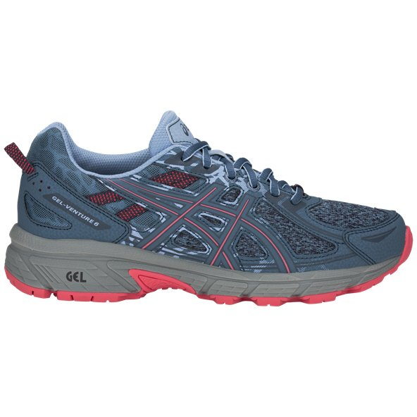 Asics Gel-Venture 6 Women's Running Shoe, Blue