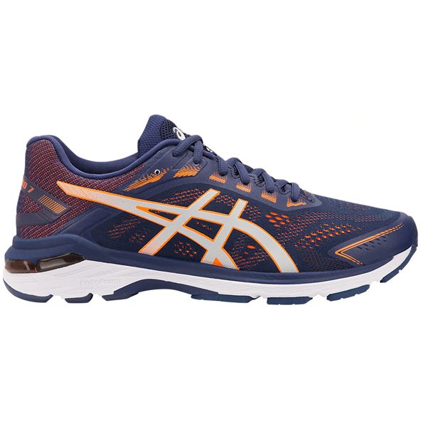 Asics GT-2000 7 (2E) Men's Running Shoe, Indigo Blue