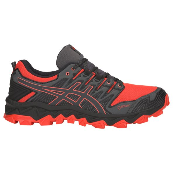 Asics Gel-FujiTrabuco 7 GTX Men's Trail Shoe, Black