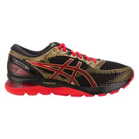 Asics Gel-Nimbus 21 Men's Running Shoe, Black