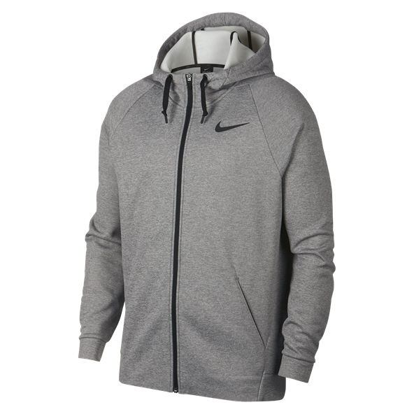 Nike Therma Full-Zip Training Hoody ,Grey