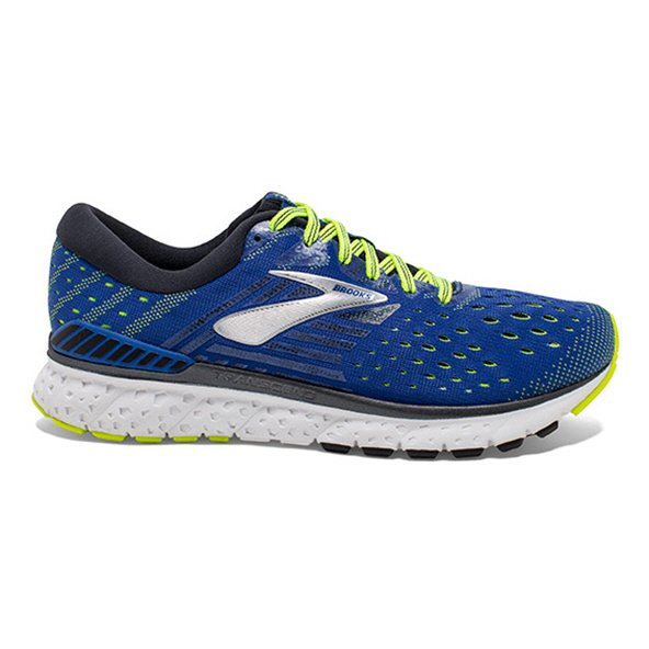 Brooks Transcend 6 Men's Running Shoe, Blue