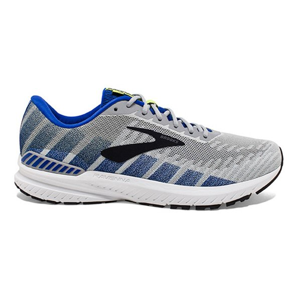 Brooks Ravenna 10 Men's Running Shoe, Grey