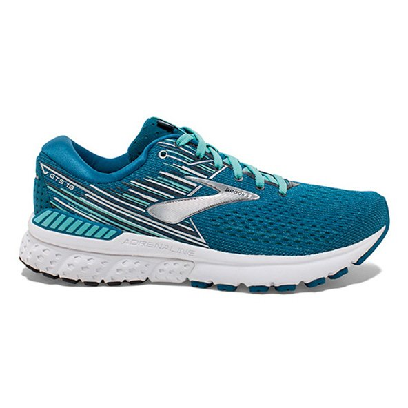 ae553b645cabc Brooks Adrenaline GTS 19 Women s Running Shoe Blue Aqua