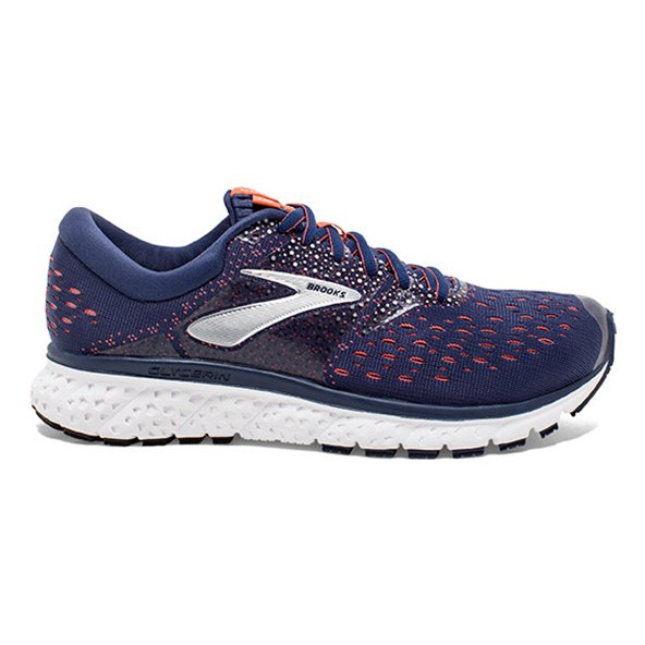 Brooks Glycerin 16 Women s Running Shoe Navy 974d3742553