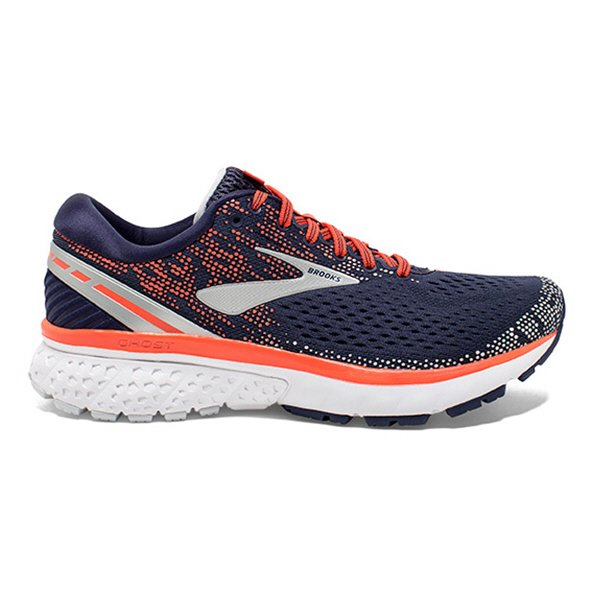 Brooks Ghost 11 Women's Running Shoe, Navy