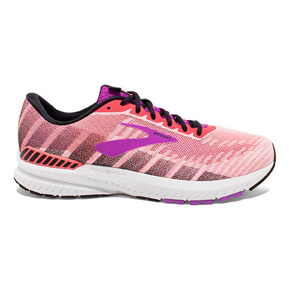 Brooks Ravenna 10 Women's Running Shoe, Coral