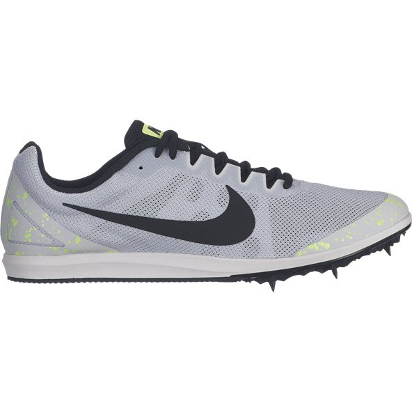 Nike Zoom Rival D 10 Men's Track Spike, Grey