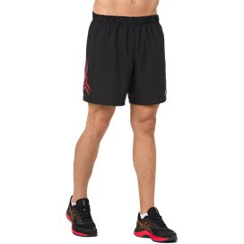 Asics Icon Mens Shorts Black