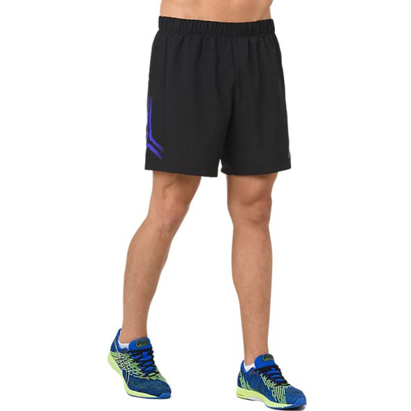 Asics Icon Men's Running Short, Black