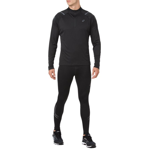 Asics Icon Men's Running Tight, Black