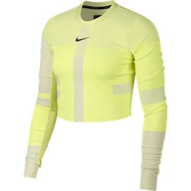 Nike Tech Knit Women's Running Top, Volt