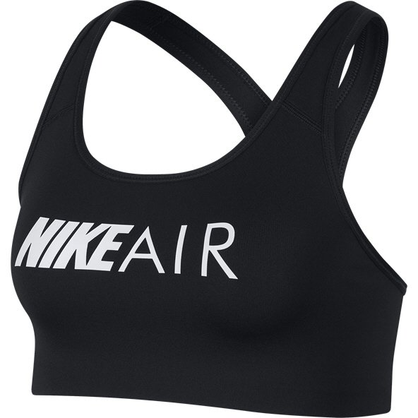 Nike Air Swoosh GRX Sports Bra, Black