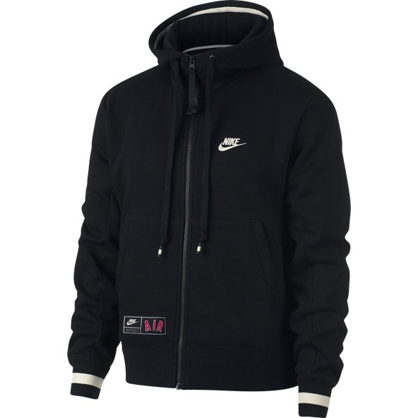 Nike Swoosh Air Men's FZ Hoody, Black