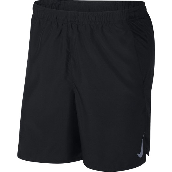 "Nike Challenger 7"" Men's Running Short, Black"