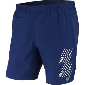 "Nike Challenger 7"" Men's Running Short, Blue"