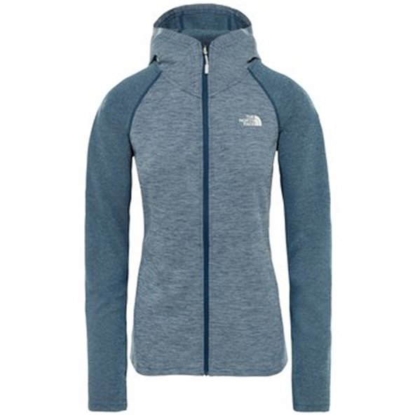 The North Face Invene Mid-layer Women's Jacket Blue