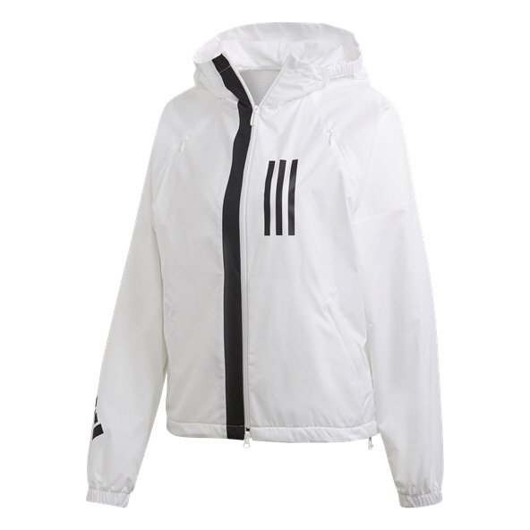 adidas ID Windy Women's Jacket, White