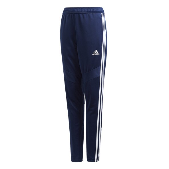 adidas Tiro 19 Boys' Training Pant Blue/White